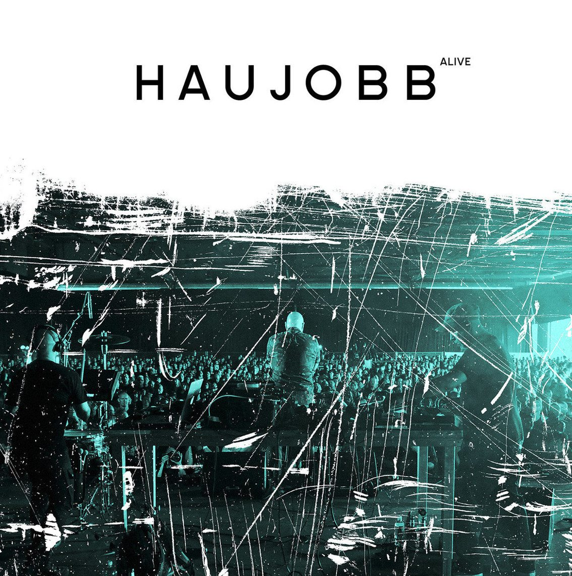Haujobb to release live best-of collection in Spring:'Alive'