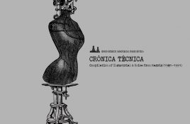Spanish electronic scene from the eighties compiled on 'Cronica Tecnica: compilation of industrial and noise from Madrid 1981-1991' 2LP vinyl