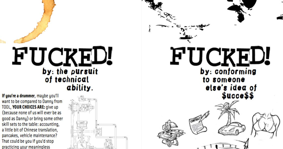 Martin Atkins releases free downloadable e-book: 'Welcome to the music business... You're fucked'
