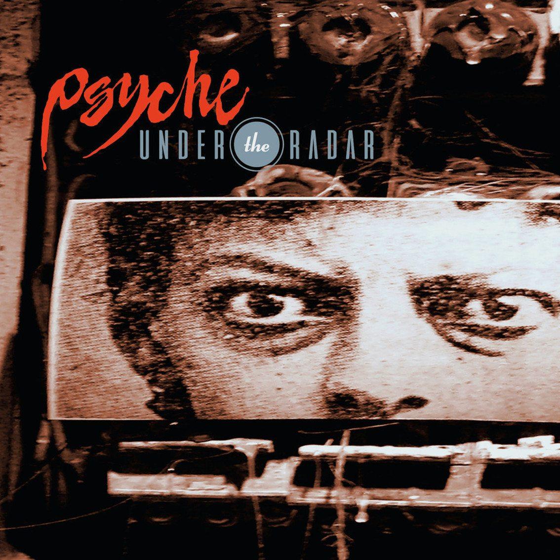 Psyche compîled on mega limited CD'Under the radar'
