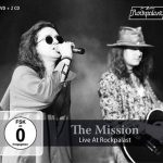 The Mission issues 1990 and 1995 Rockpalast live recordings as 2CD/DVD set in May – pre-orders ready now