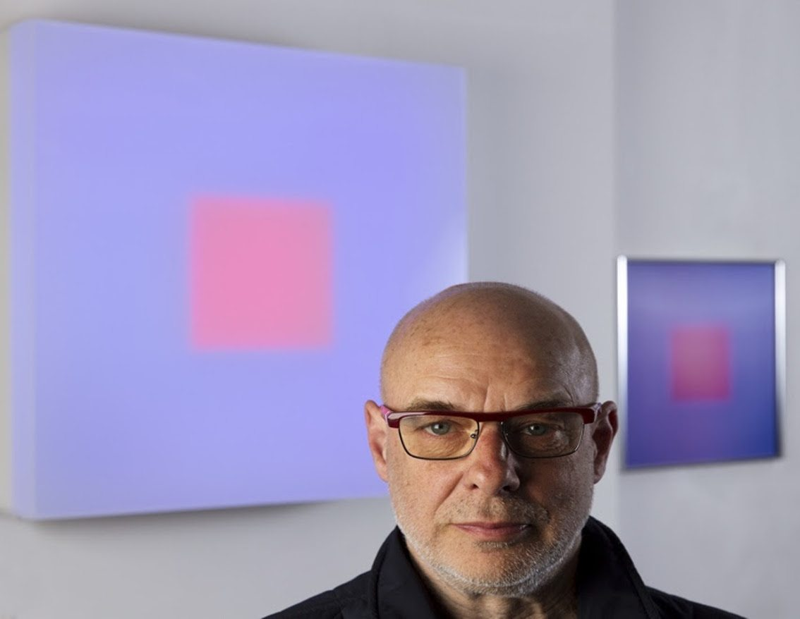 Brian Eno to release'Music For Installations' boxset in various formats