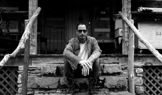 Johnny Cash related recording by Soundgarden's late frontman Chris Cornell gets released – listen here