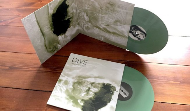 Dive sees 2 vinyls released: reissue 'Grinding Walls' (2LP) and 'Let Me In' (12inch)