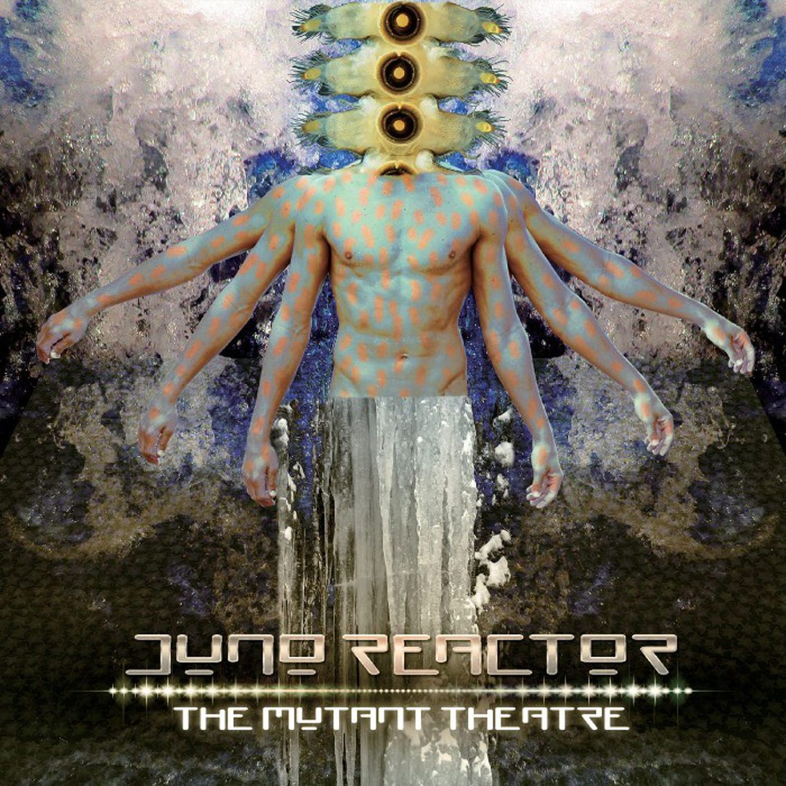 Juno Reactor hits back with 2LP vinyl release of the 2017 album'The Mutant Theatre'