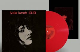 Reissue on red vinyl of Lydia Lunch classic 1982 album '13.13'