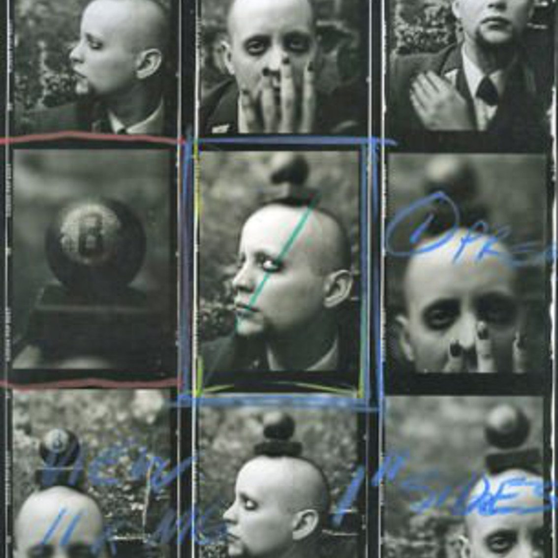 Ex-Marilyn Manson keyboardist Madonna Wayne Gacy has a beef with Smashing Pumpkins frontman Billy Corgan
