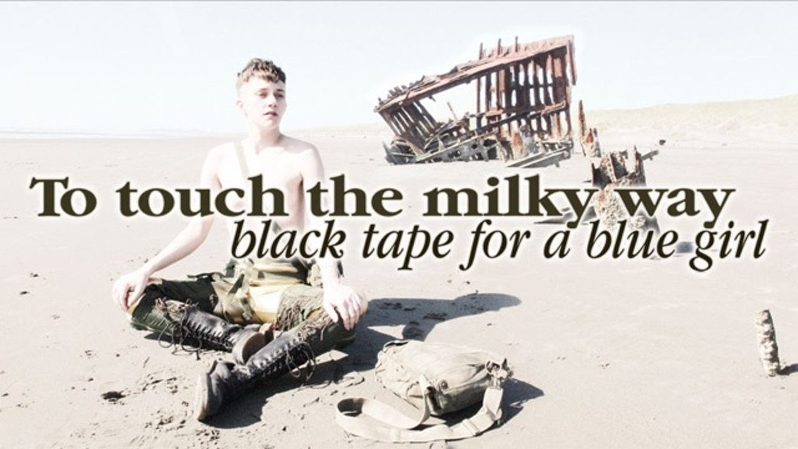 Black Tape For A Blue Girl kickstart 12th album'To Touch the Milky Way'