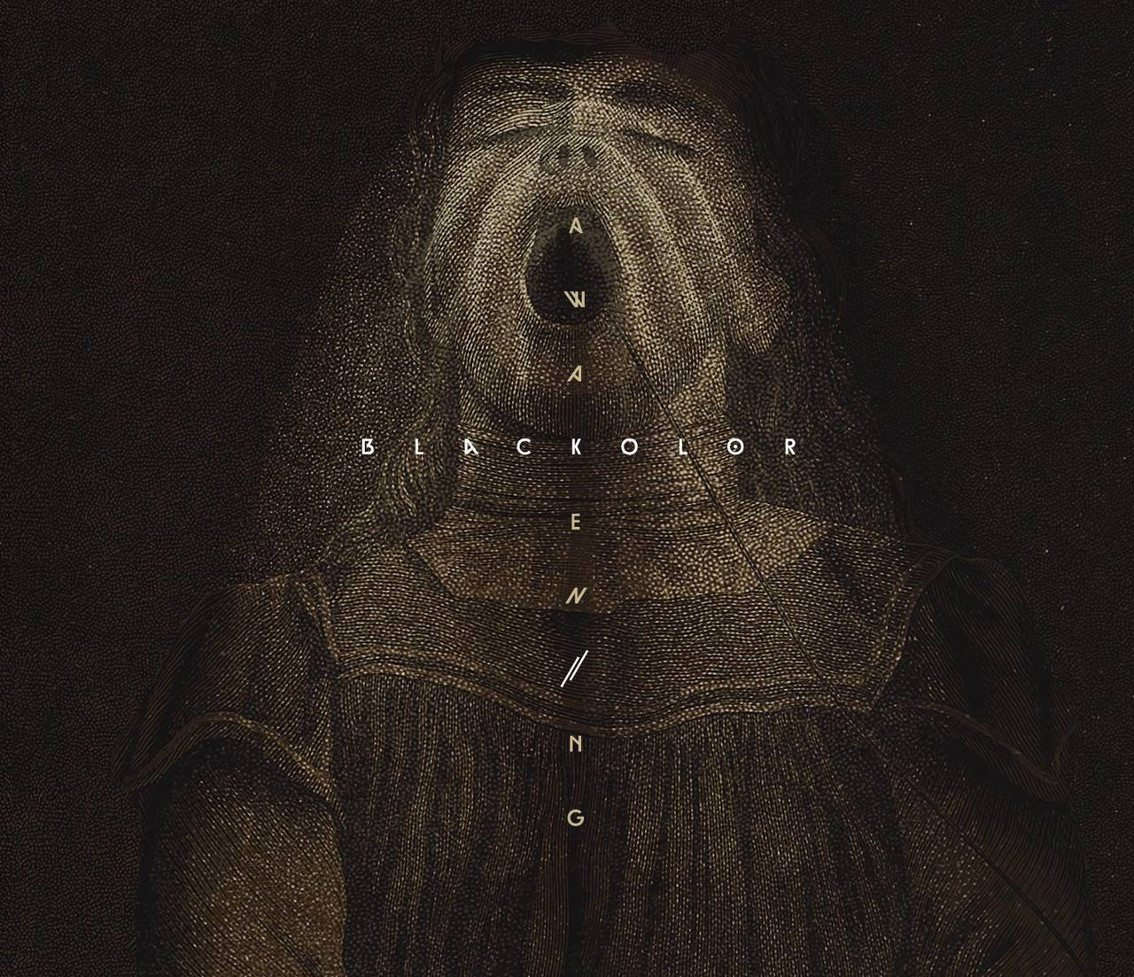 Jean-Luc De Meyer (Front 242) featured on new Blac Kolor double vinyl album 'Awakening' (limited quantities)