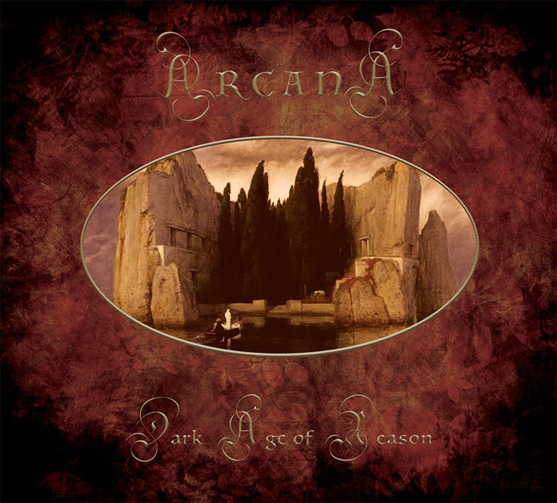 Arcana's legendary albums get re-issued on both CD and vinyl via Cyclic Law - pre-orders available now