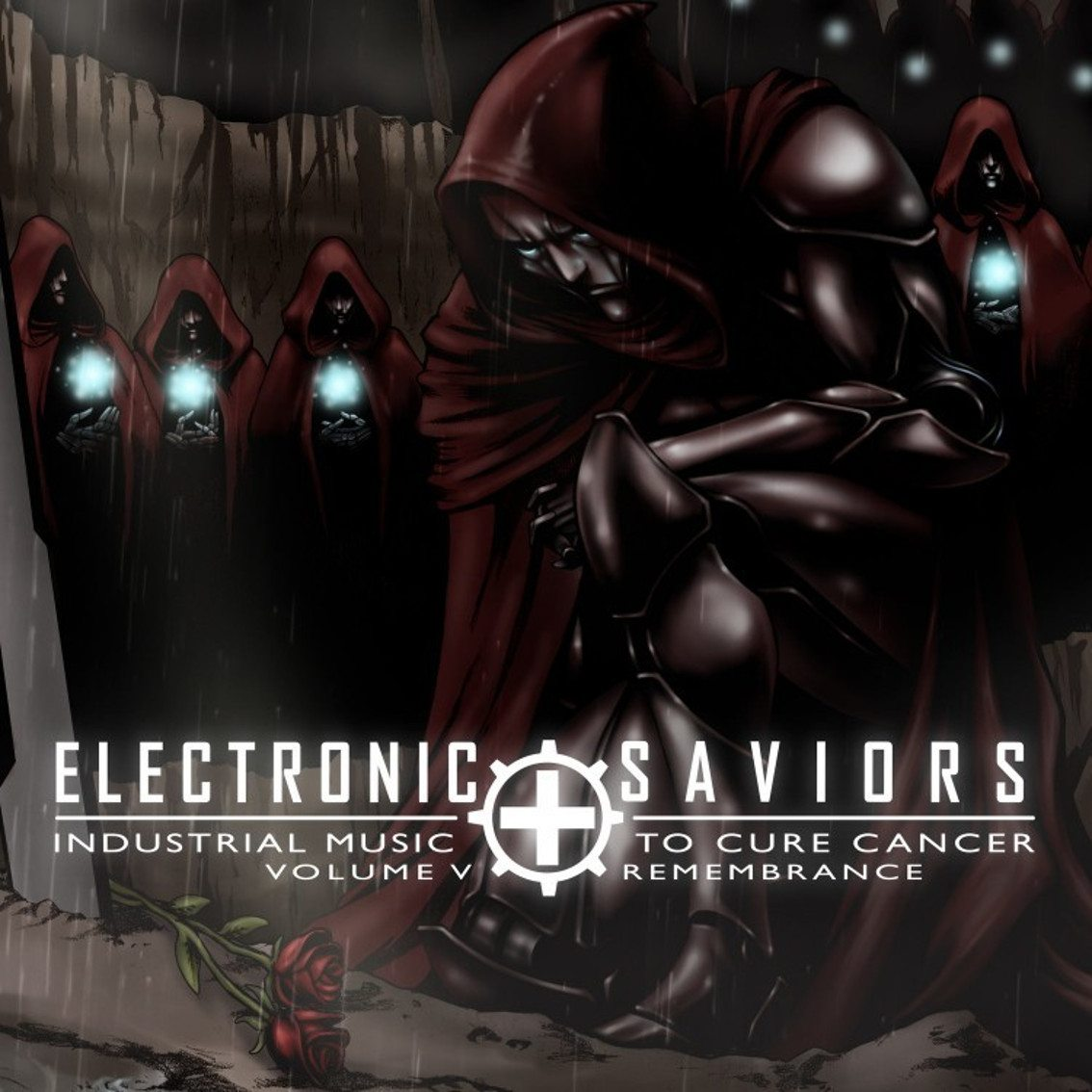 5th volume'Electronic Saviors' 6CD set finally revealed - limited distribution, get yours here