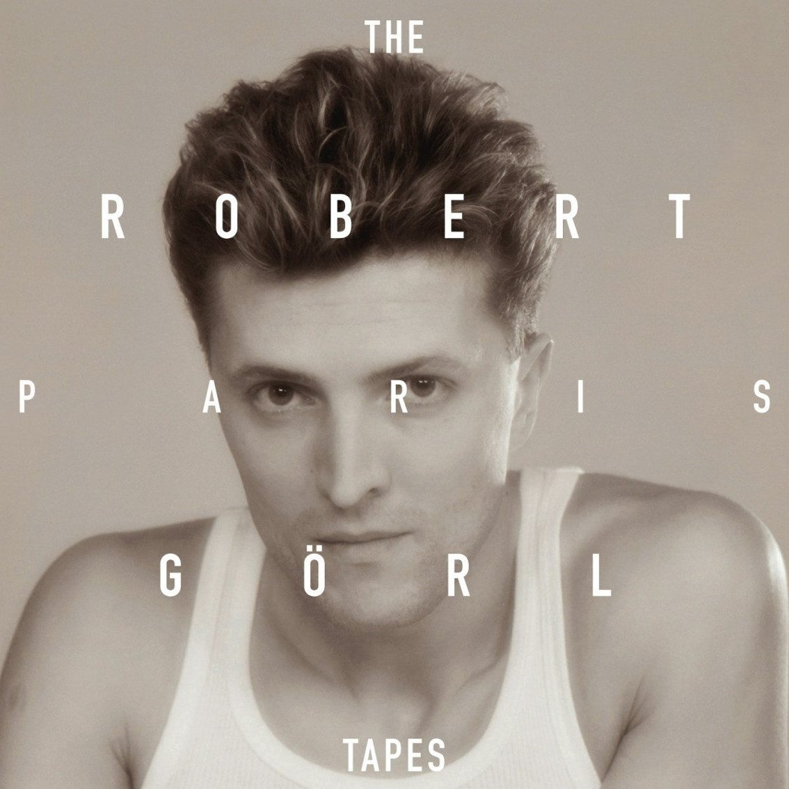 Robert Görl (DAF) finally releases lost Paris tapes on vinyl and CD