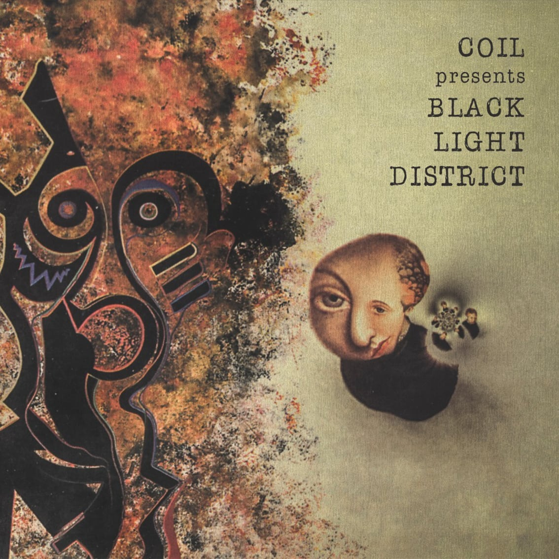 Classic Coil aka Black Light District album gets reissue with bonus track