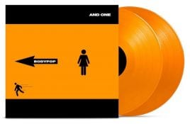 Double vinyl reissue for And One's 'Bodypop' album