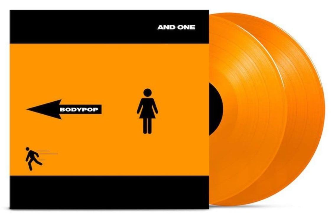 Double vinyl reissue for And One's'Bodypop' album