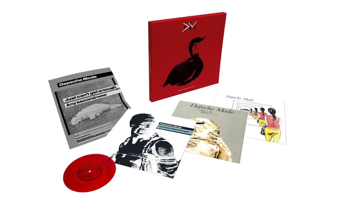 "Depeche Mode 12"" singles collection boxsets to be released via Sony - pre-orders available now"