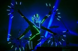 Juno Reactor releases rather stunning new video for 2nd single 'Let's Turn On'