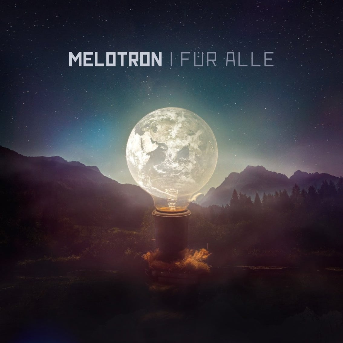 Melotron return with all new album 'Für Alle'