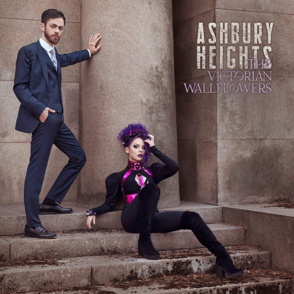 Ashbury Heights return with new album after 3 years:'The Victorian Wallflowers'