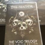 Die Sektor – The Void Trilogy / 3CD Limited Edition