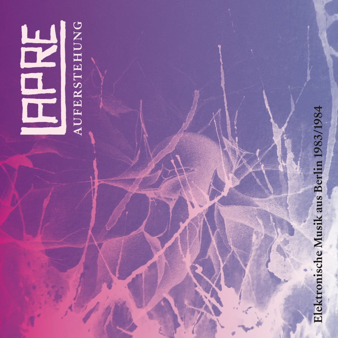 Bureau B releases archive material by Lapre aka Rudolf Langer (Tyndall) and guitarist Peter Preuß