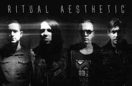 Ritual Aesthetic exclusively premieres new video 'The Analog Flesh' taken from upcoming album 'Wound Garden' on Side-Line - watch it here