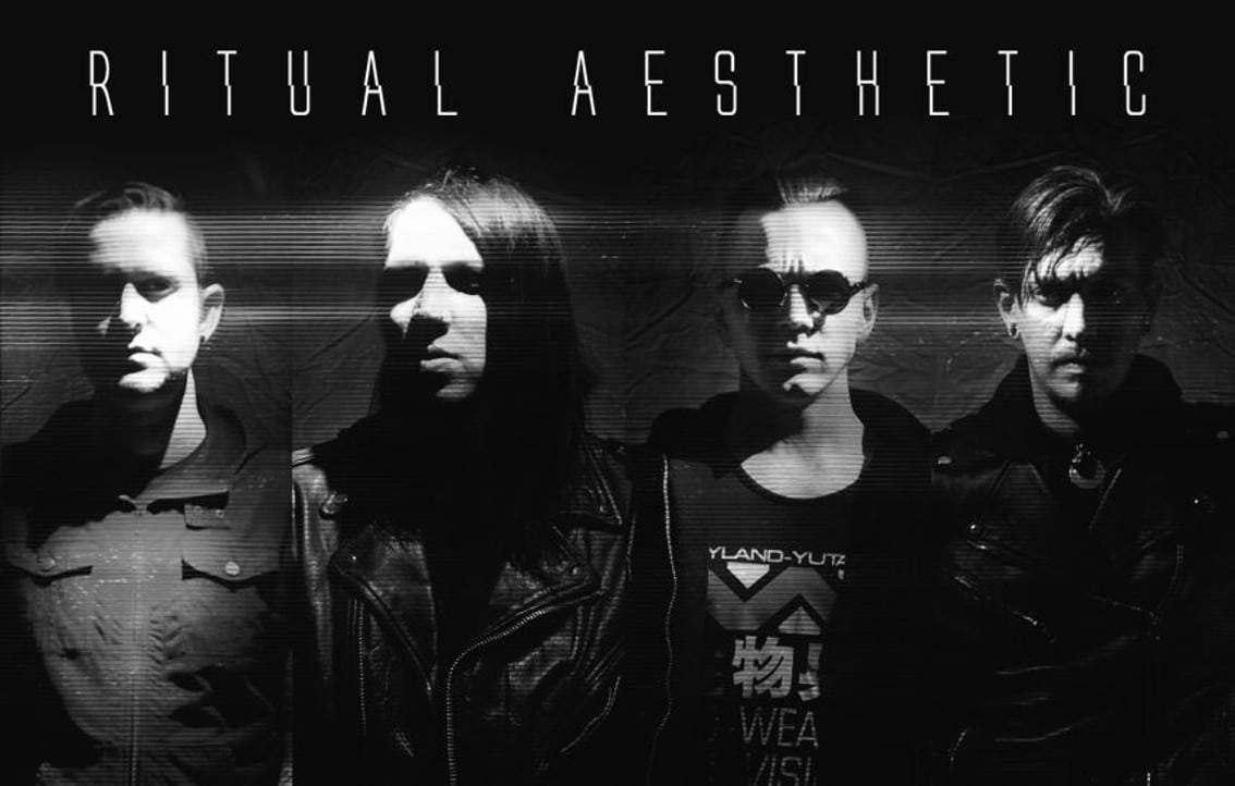 Ritual Aesthetic exclusively premieres new video'The Analog Flesh' taken from upcoming album'Wound Garden' on Side-Line - watch it here