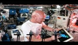 Kraftwerk plays live with ESA astronaut Alexander Gerst - watch the video