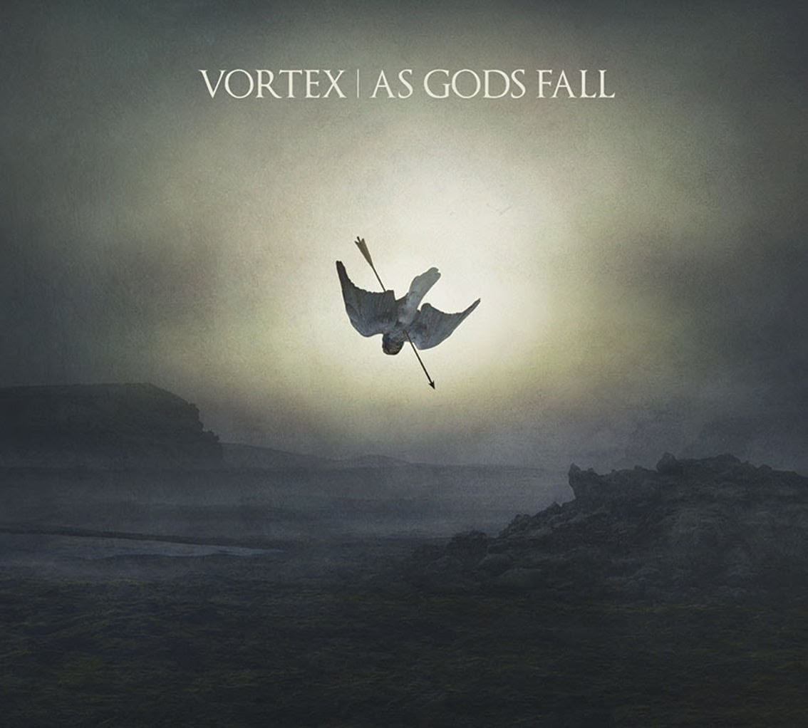 "Cyclic Law records is now taking pre-orders for the upcoming new album by Vortex ""As Gods Fall"" which will be available as a 2CD"