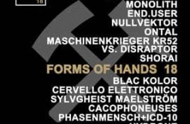 V/A Forms Of Hands 18