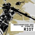 Maschinenkrieger KR52 vs. Disraptor – Riot