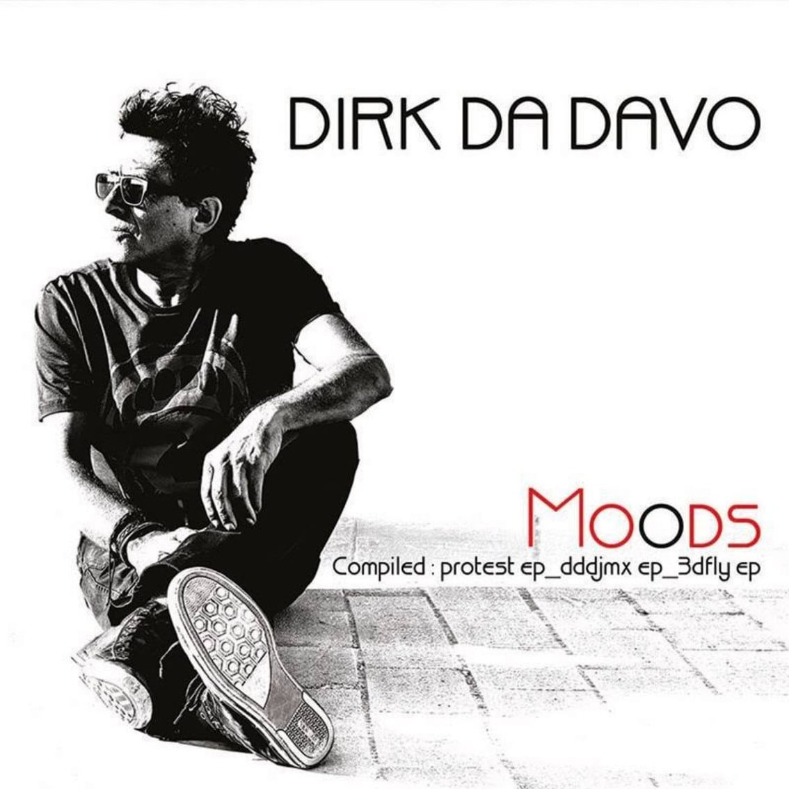 Dirk Da Davo back with'MOODS' album - limited to 200 copies!