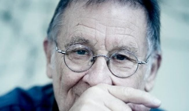Gareth Jones produces new Irmin Schmidt (Can) album of piano pieces: '5 Klavierstücke'