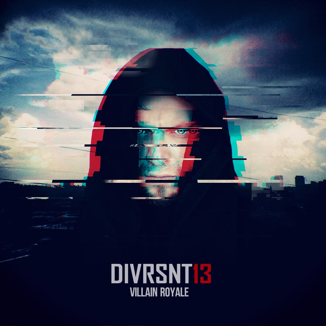 Diversant:13 (aka Divrsnt13) hits back with brand new EP:'Villain Royale'