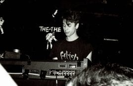 How did Jean-Marc Lederman end up with The The at The The Marquee gigs in 1982?