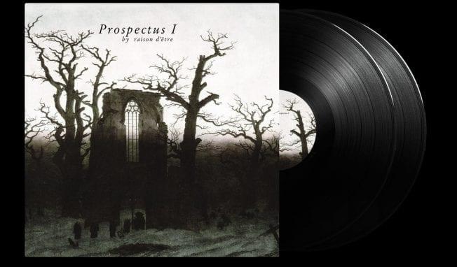 Raison d'être reissues first 2 albums on double vinyl