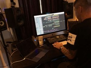 Remix - Alex at work!