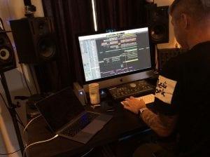 Remix - Alex at work!