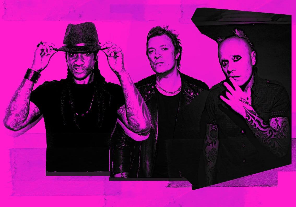 The Prodigy premiere new single'Light Up The Sky'