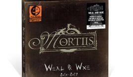 Mortiis releases ltd edition Halloween special version of the Weal & Woe 9x9 cassette box set