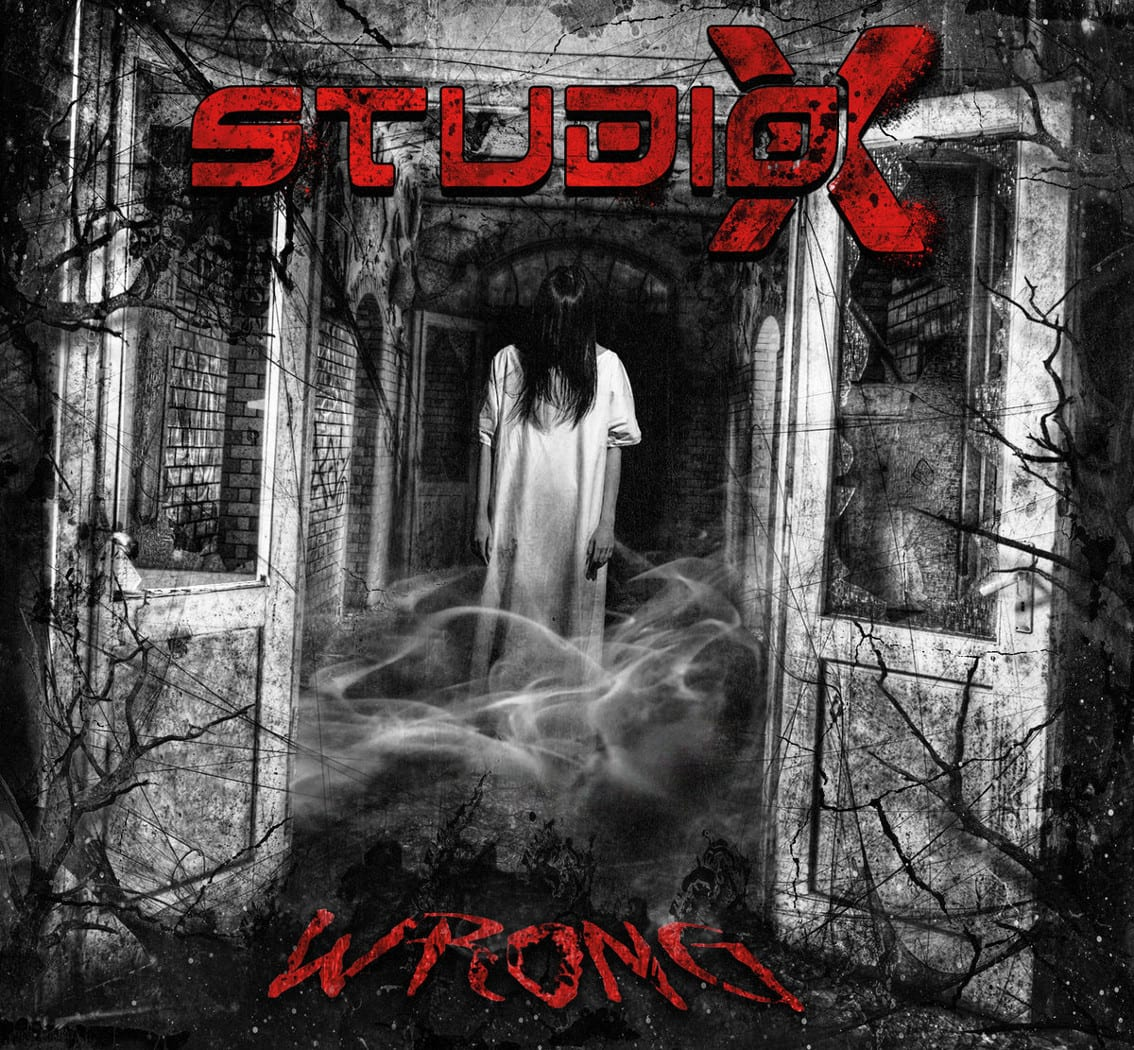 Studio-X returns with all new album'Wrong' in November - listen to the first 2 tracks!