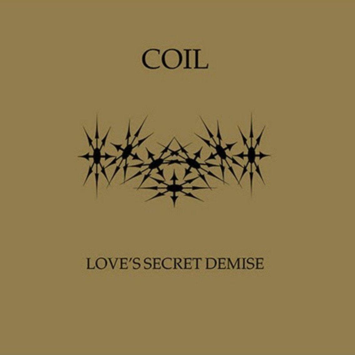 Coil's 'Love's Secret Demise' hits the CD format - order info incuded