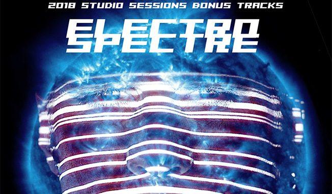 Electro Spectre - 2018 Studio Sessions Bonus Tracks (front)