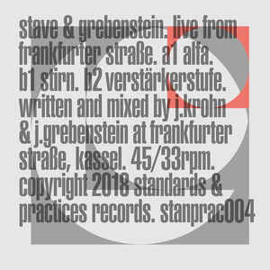 Stave & Grebenstein – Live From Frankfurter Straße