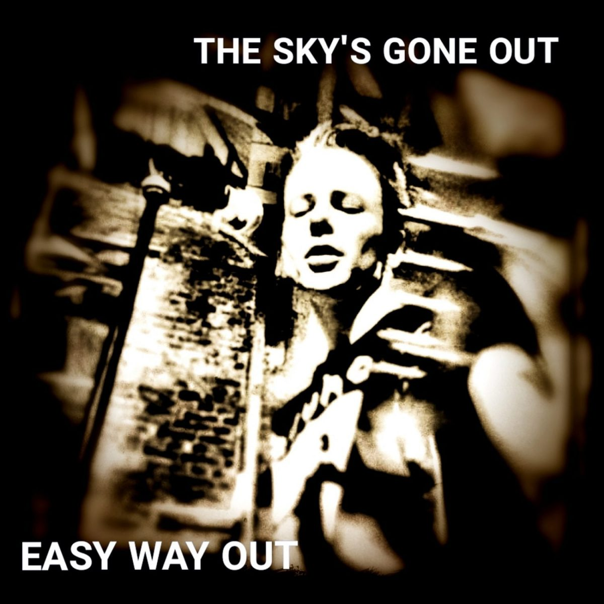 The Sky's Gone Out - Easy Way Out (cover)
