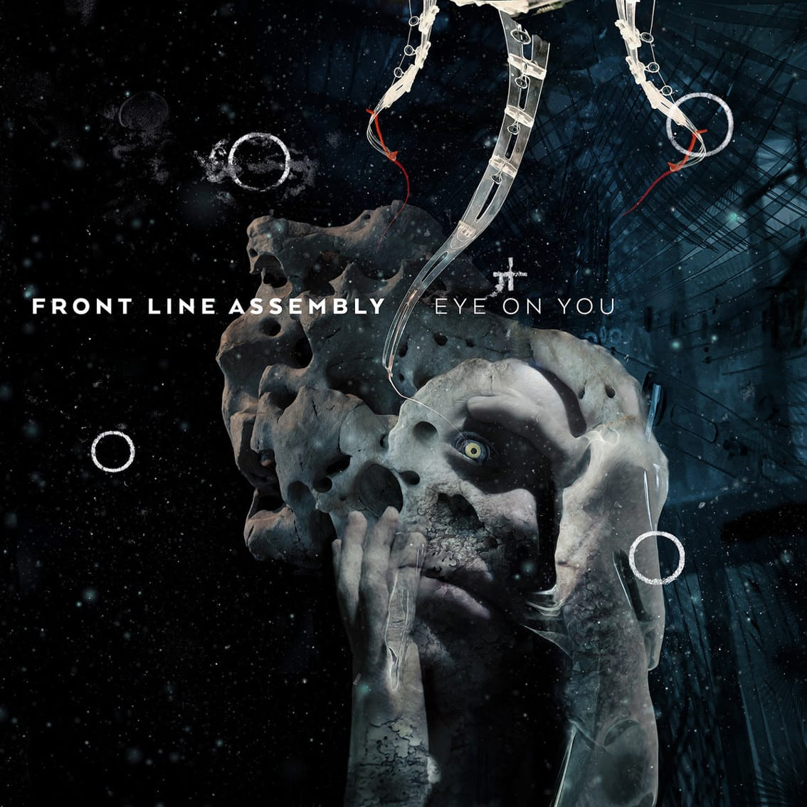 Front Line Assembly to release new single featuring Robert Görl of D.A.F. - here's a preview