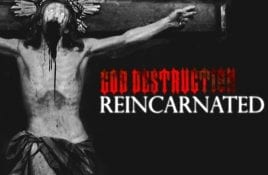 Insane Records present 2 new singles by God Destruction and Van Roy Asylum