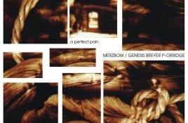 Merzbow / Genesis Breyer P-Orridge – A Perfect Pain
