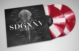 Apoptygma Berzerk re-imagine debut 'Soli Deo Gloria' on 'SDGXXV' - pre-orders available now