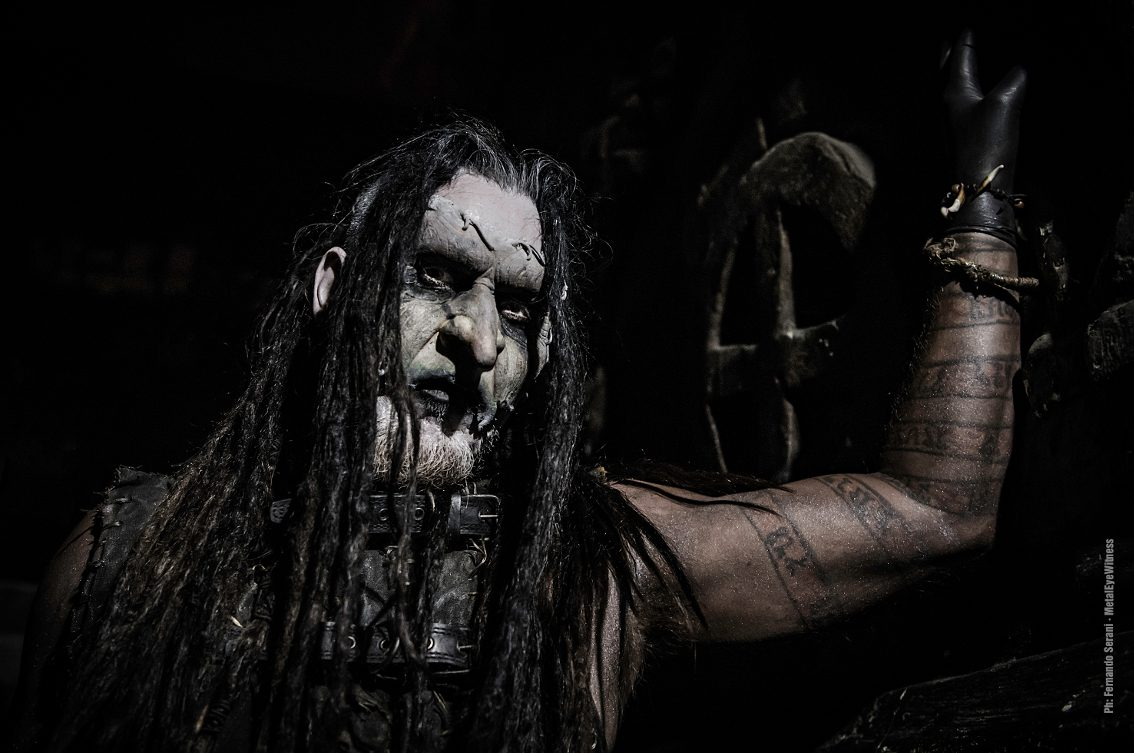 Mortiis releases the remastered AND original version of'The Song of a Long Forgotten Ghost' 1993 demo